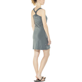 E9 Andy Solid Dress Damen iron